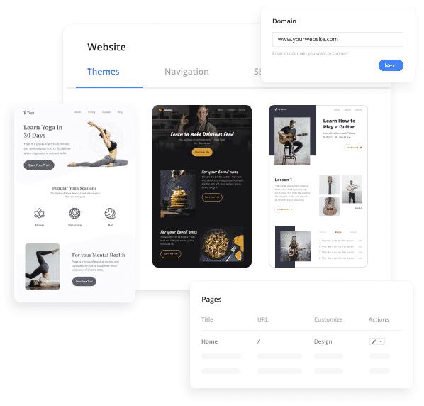 Fuel Your Online Platform With Beautiful Website Designs